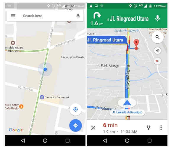 4. Aplikasi Untuk Menghindari Kemacetan dan Mencari Rute Alternatif Terbaik