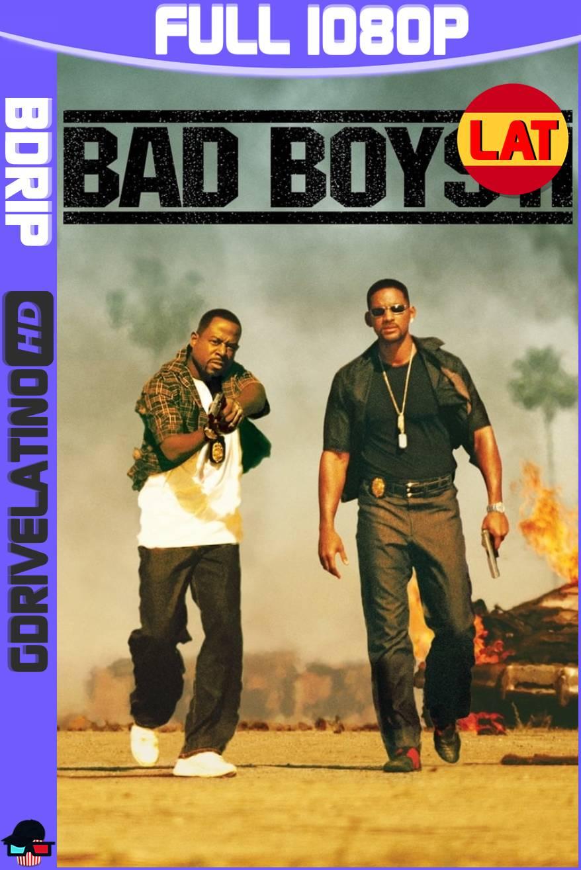Bad Boys II (2003) BDRip 1080p Latino-Ingles MKV