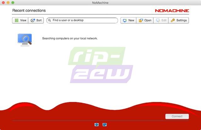 Software Remote Desktop NoMachine