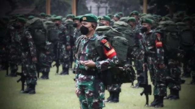 OPM Mengganas, Pasukan Setan TNI Segera Masuk Papua
