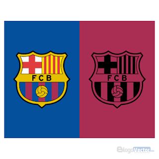 FC Barcelona Logo vector (.cdr)