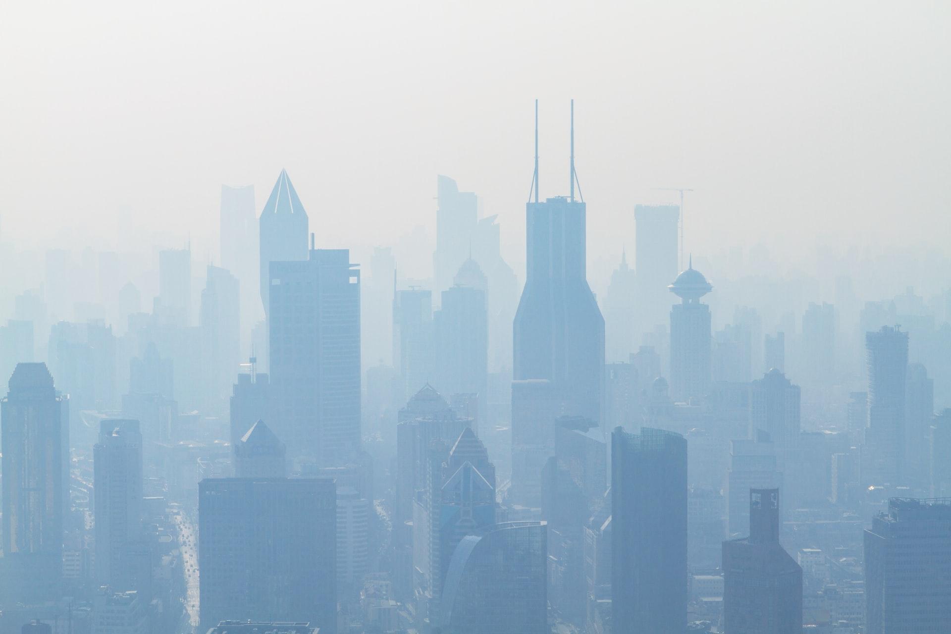 snackenglish, smog, pollution, city, contaminacion, ciudad