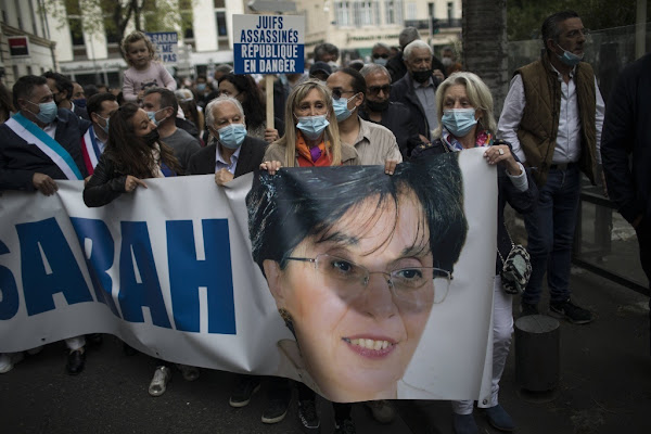 Sur Facebook, un groupe de soutien au meurtrier de Sarah Halimi suscite l'indignation
