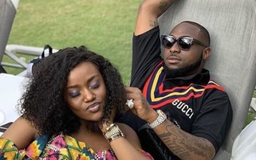 Just In:Davido's Fiancee, Chioma Tests Positive To #CoronaVirus