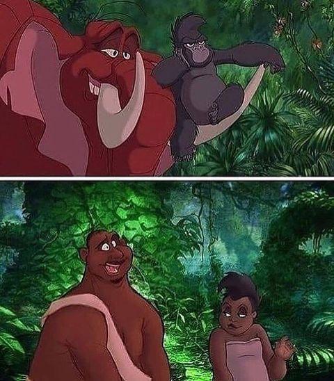 Çizgi Filmlerindeki Hayvan Karakterler İnsan Olsaydı Nasıl Görünürdü?    Hiç düşündünüzmü? Hayvan karakterlerin aynısı insan karakter olsaydı nasıl gözükürdü? Düşünmediyseniz aşağıdakı resimlere bakın. Düşüncelerinizi değiştirin