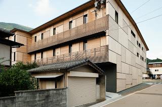 Hotel Kengo Kuma