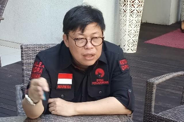 Ketua PDIP Sumbar Bela Puan soal 'Sumbar Jadi Pendukung Negara Pancasila'