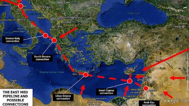 Η συμφωνία Μπερ Σεβά για τον αγωγό East Med -Του ΘΕΟΔΩΡΟΥ ΤΣΑΚΙΡΗ