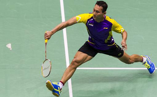semifinal Singapore Open Super Series 2016
