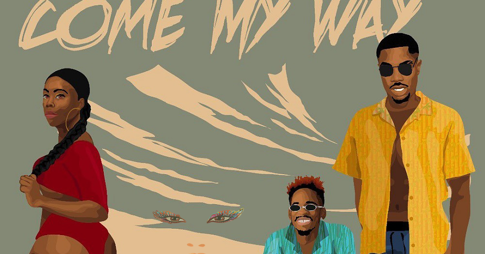Darkovibes – Come My Way (feat  Mr Eazi) ( 2019 ) [DOWNLOAD