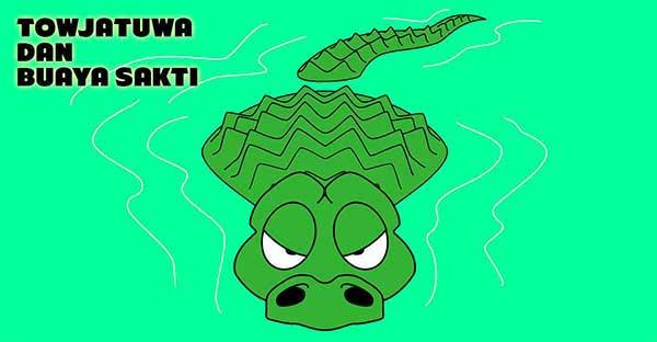 Towjatuwa Dan Buaya Sakti, Cerita Rakyat Papua