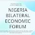 Nigeria Bilateral Economic Forum
