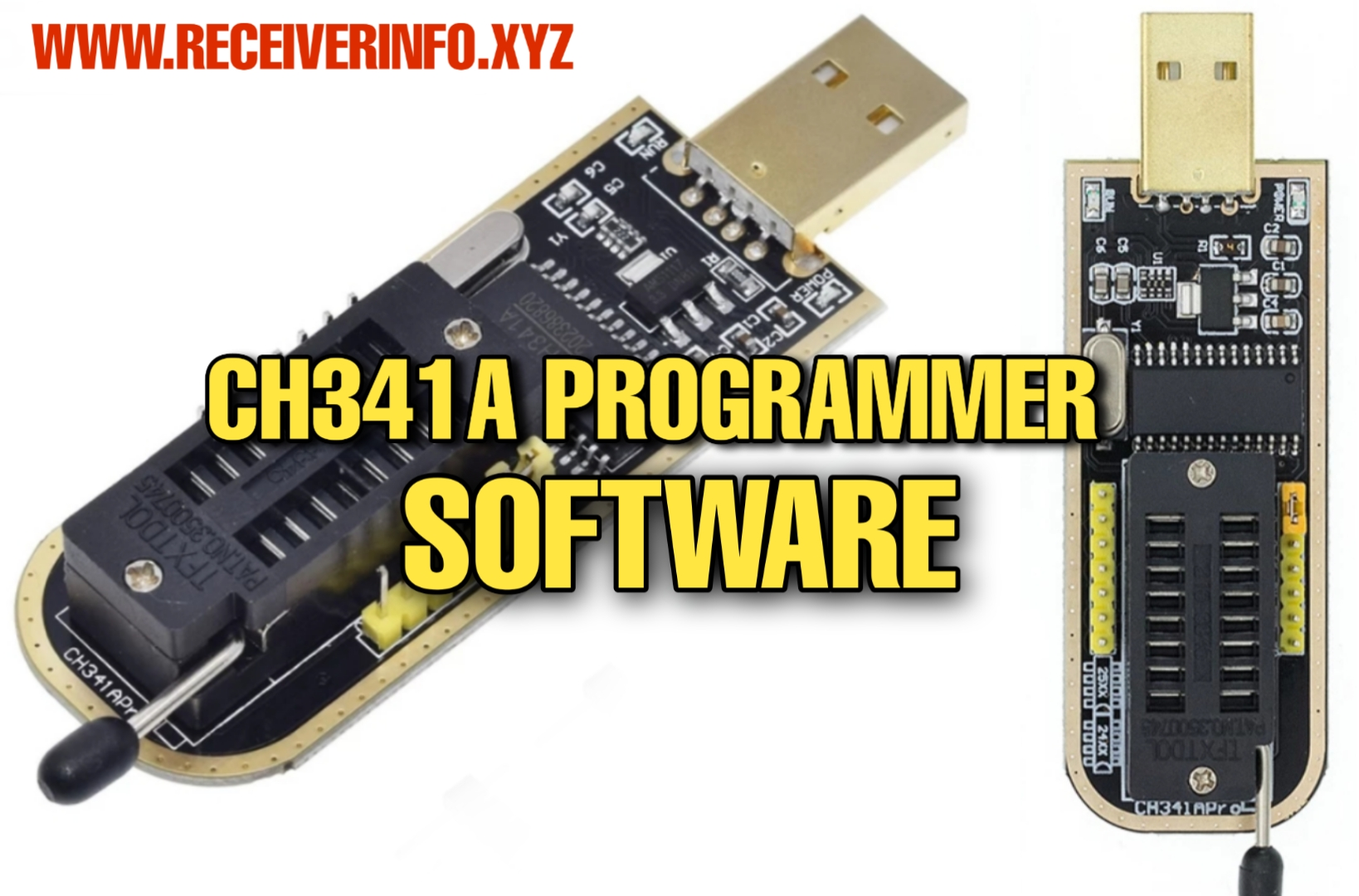 CH341A PROGRAMMER NEW SOFTWARE DOWNLOAD