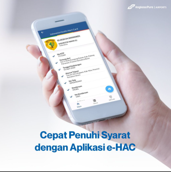 Install Aplikasi yang Diperlukan Untuk Bepergian Naik Pesawat