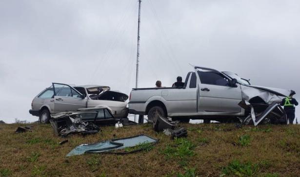 Accidente Fatal en Ruta 3, llegando a la ciudad de Young