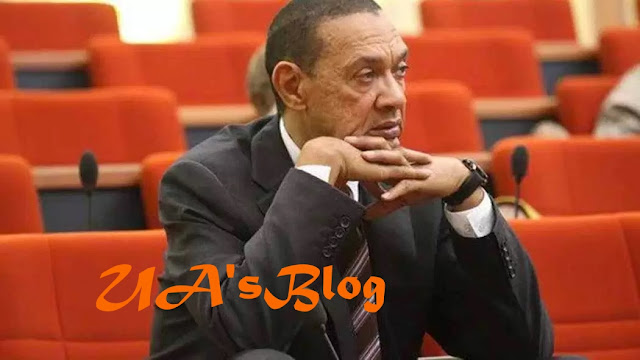 Ben Bruce reacts to Dino Melaye's defection from APC to PDP