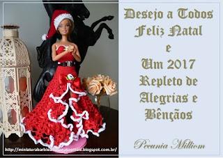 Feliz Natal e Muitas Bênçãos em 2017 Por Pecunia MillioM