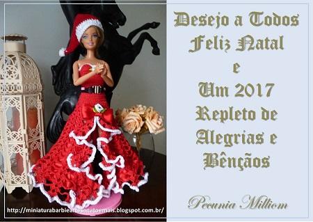 Feliz Natal e Muitas Bênçãos em 2017 Pecunia MillioM