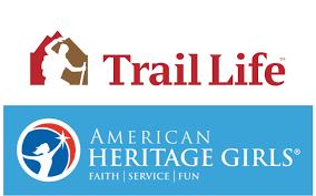 Trail Life logo & AHG logo