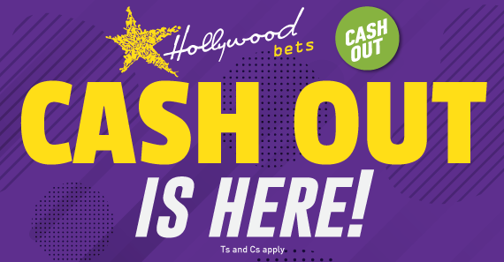 CASH OUT IS HERE!