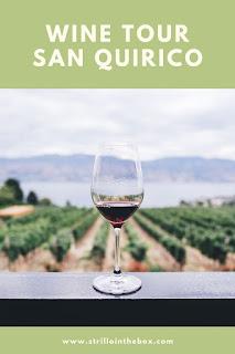 sanquirico vino tour sangimignano recensione