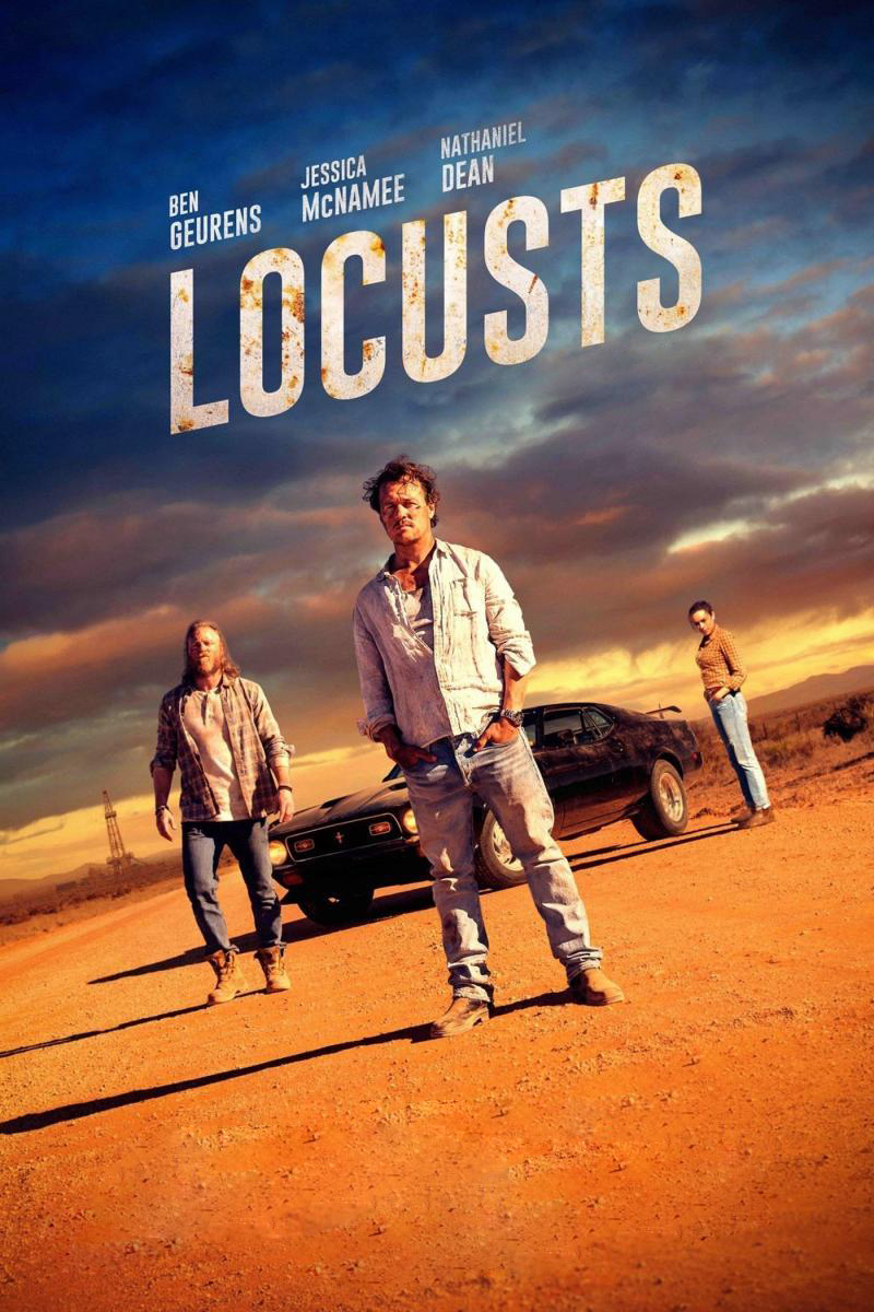 Locusts [2020] [CUSTOM HD] [DVDR] [NTSC] [Latino]