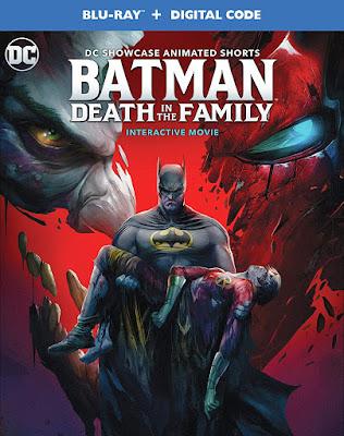 Batman: Death In The Family [2020] [DVD R1] [Subtitulada]