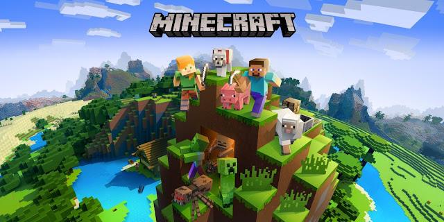 تحميل لعبة ماين كرافت الأصلية للأندرويد 2020- Minecraft