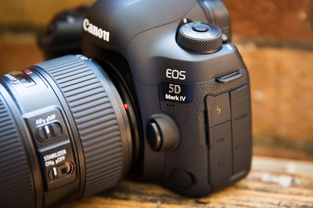 Canon EOS 5D Mark iv new review and buying guide