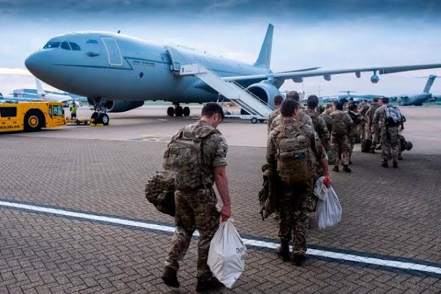 Turki Tarik Pasukannya dari Afghanistan