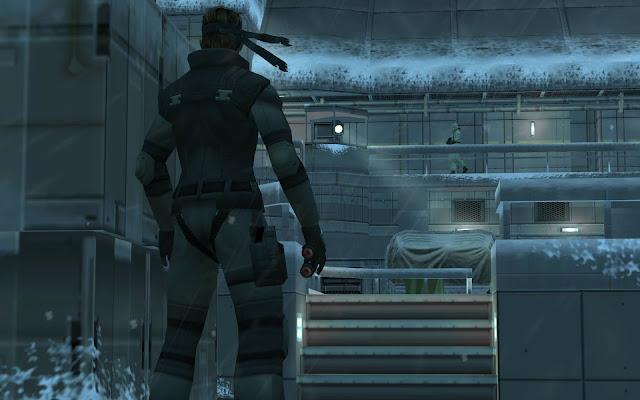 Konami Mungkin Rilis Ulang Game Metal Gear Solid 1 dan 2