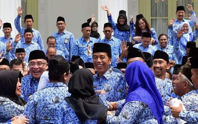 Presiden Jokowi Minta Publik Memaklumi Pengaturan Cadar