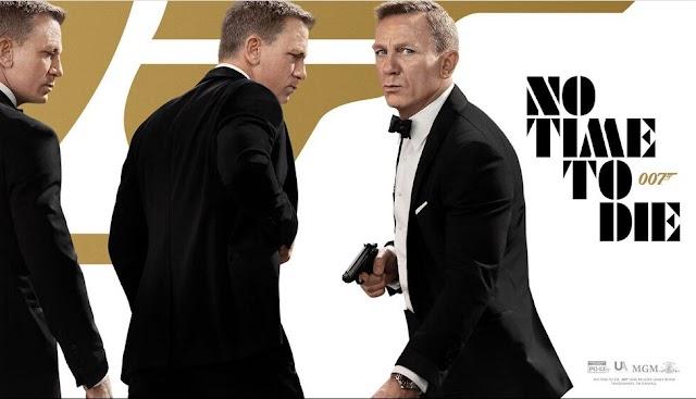 James Bond: No Time to Die (Trailer Film 2021) Nu e vreme de murit