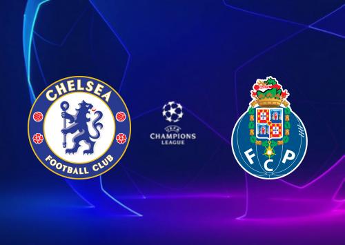 Chelsea vs Porto -Highlights 13 April 2021