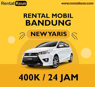 Rental Mobil Yaris Bandung