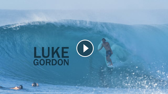 LUKE GORDON