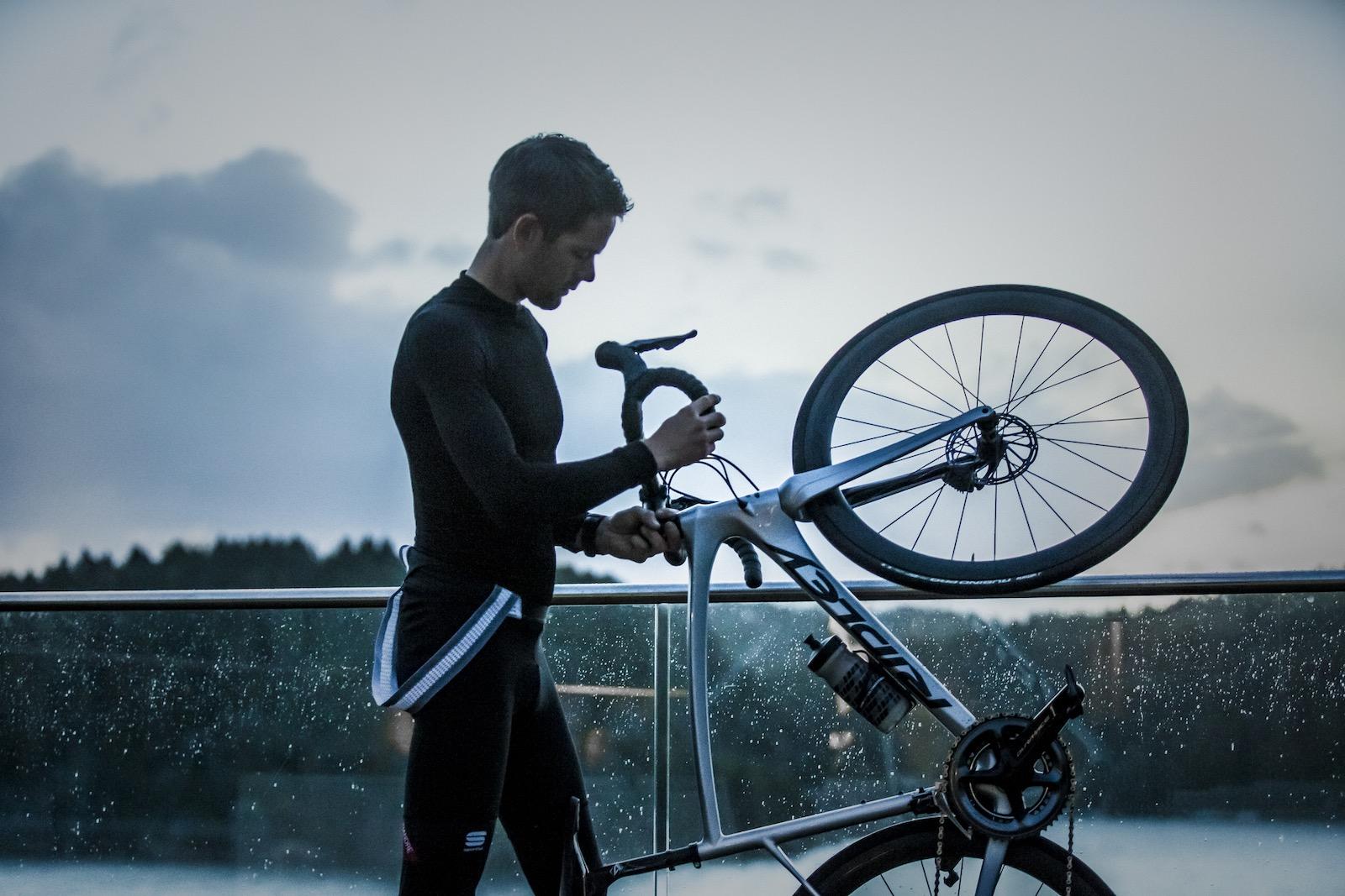 Tim Wiggins Cycling Base Layer