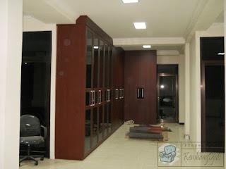 Kontraktor Lemari Arsip Perkantoran + Furniture Semarang ( Kontraktor Interior )