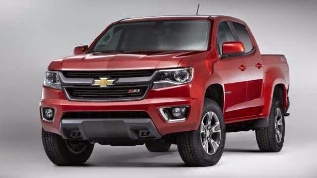 2018 Voiture Neuf ''2018 Chevrolet Colorado'', Photos, Prix, Date De sortie, Revue, Concept
