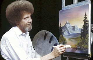Bob Ross painter artist television host