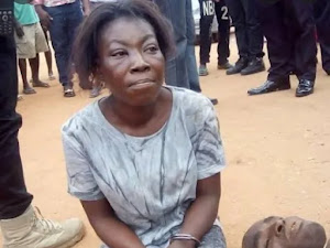 List Of Nigerian Female Armed Robbers Who Were Arrested By The Nigerian Police