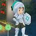 Games4King - Warrior Girl Escape