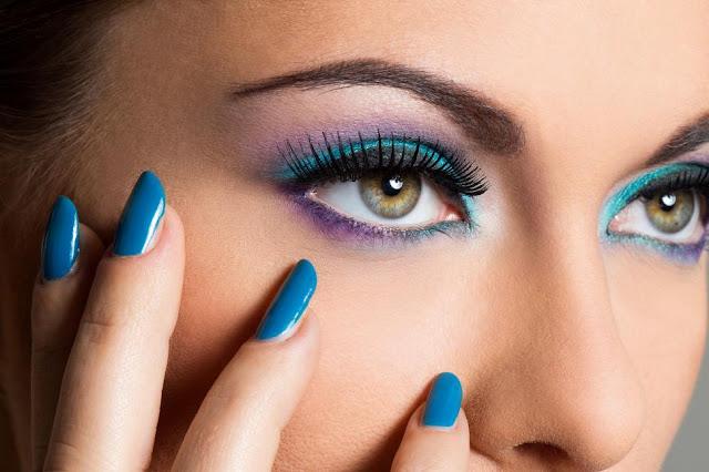 girl wallpaper makeup
