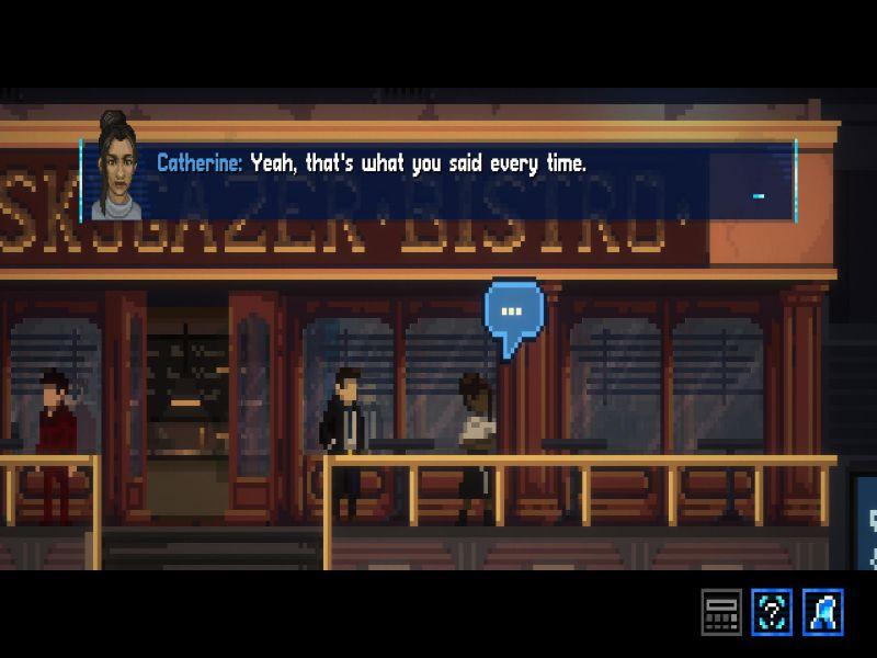 Lacuna A Sci-Fi Noir Adventure PC Game Free Download