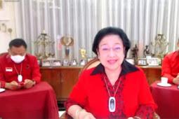 Megawati Sebut Hasto Kristiyanto Menangis Saat Dirinya Diisukan Koma