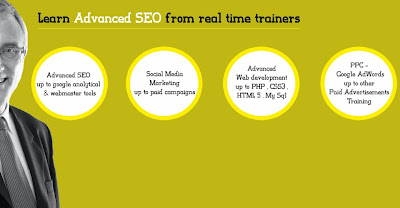 SEO training course in Chennai