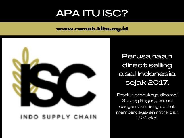 pengertian indo supply chain