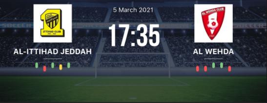 بث مباشر مباراة الاتحاد والوحدة