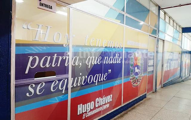 CEDULACIÓN BAJO CUERDA Y CORTES DE ELECTRICIDAD RETRASAN PROCESO A NIÑOS EN EL SAIME CARORA