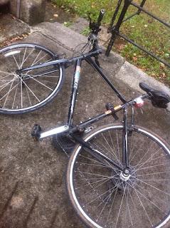 Stolen Bicycle - Trek 7.3